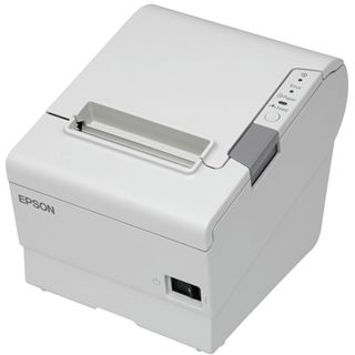 Epson TM-T88V-012 weiß Thermotransfer Seriell