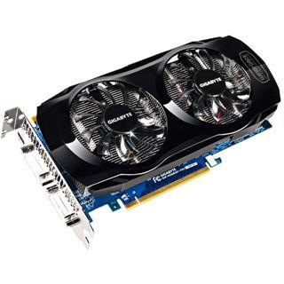 1024MB Gigabyte GeForce GTX 560 Ti OC Aktiv PCIe 2.0 x16 (Retail)