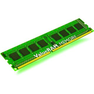 8GB Kingston ValueRAM DDR3-1066 regECC DIMM CL7 Single