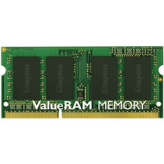 2GB Kingston ValueRAM DDR3-1333 SO-DIMM CL9 Single