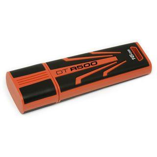 16 GB Kingston DataTraveler R500 rot/schwarz USB 2.0