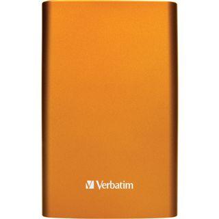 """1000GB Verbatim Store and Go Portable 53038 2.5"""" (6.4cm) USB 3.0 orange"""