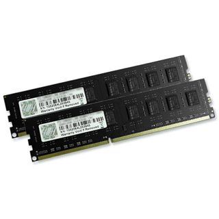 8GB G.Skill NT Series DDR3-1333 DIMM CL9 Dual Kit