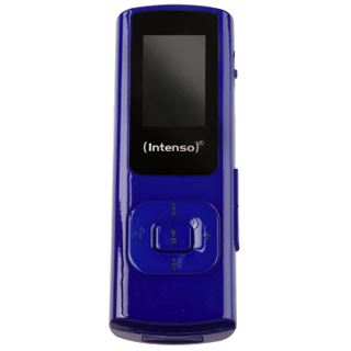4GB MP3 Intenso Music Twister 4GB blau MP3 Player Pl