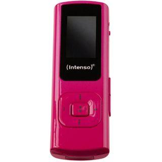 4GB MP3 Intenso Music Twister 4GB pink MP3 Player Plastik