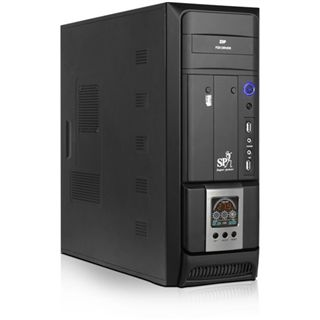 Codegen Group Midi Tower Codegen ME02 - 400 Watt *schwarz*