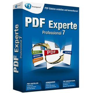 Avanquest PDF Experte 7 Professional