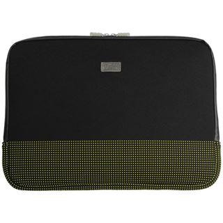 """Club 3D Fontana Notebooktasche 15,4"""" (39,10cm) schwarz/grün"""