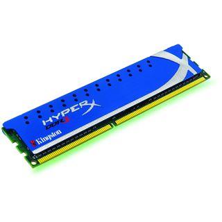 4GB Kingston HyperX DDR3-1333 DIMM CL7 Single