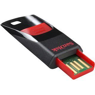 4 GB SanDisk Cruzer Edge rot USB 2.0