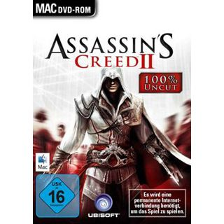 Ubisoft ASSASSINS CREED 2 (MAC)