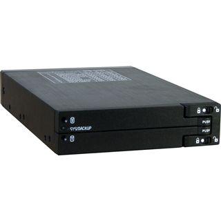 "Inter-Tech IPC SUB-RAID ST-2221 SUSRE 2x2,5""(6,35 cm)"