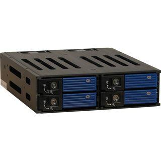 """Inter-Tech IPC Wechselrahmen ST-1041 SAS 4x 2,5""""(6,35 cm)"""