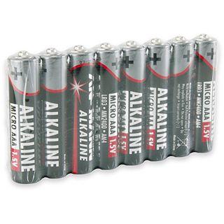 ANSMANN Alkaline AAA / Micro Alkaline 1.5 V 8er Pack