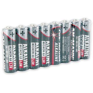 ANSMANN AA / Mignon Alkaline 1.5 V 8er Pack