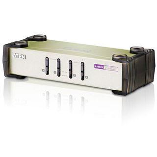 ATEN Technology CS84U 4-fach Desktop KVM-Switch