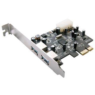 Longshine LCS-6380 2 Port PCIe retail