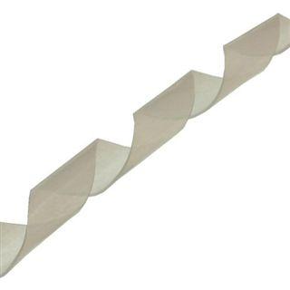 (€0,69*/1m) InLine 10.00m Spiralschlauch 16mm Weiß