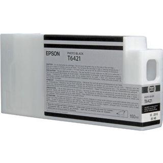Epson Tinte C13T642100 schwarz photo