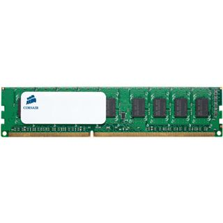 4GB Corsair Value DDR3-1066 regECC DIMM CL7 Single