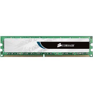 4GB Corsair ValueSelect DDR3-1333 DIMM CL9 Single