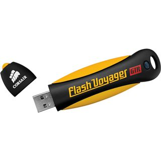 32 GB Corsair Flash Voyager GTR schwarz USB 2.0