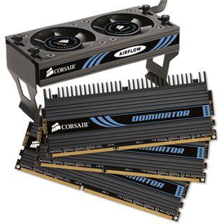 3GB Corsair Dominator DDR3-1600 DIMM CL8 Tri Kit