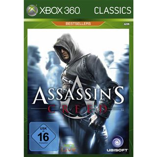 AK Tronic Assasins Creed 16 (XBox360)