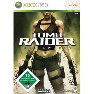 AK Tronic Tomb Raider Underworld 12 (XBox360)