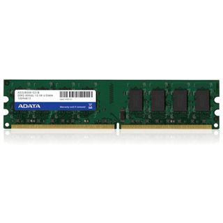 4GB ADATA Value DDR2-800 DIMM CL6 Dual Kit