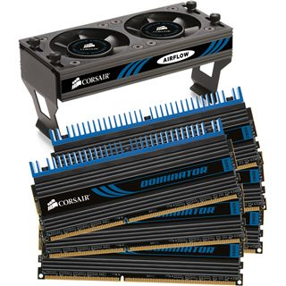 24GB Corsair Dominator DDR3-1600 DIMM CL9 Hex Kit