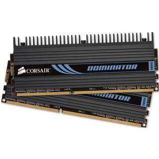4GB Corsair Dominator DDR3-1600 DIMM CL7 Dual Kit