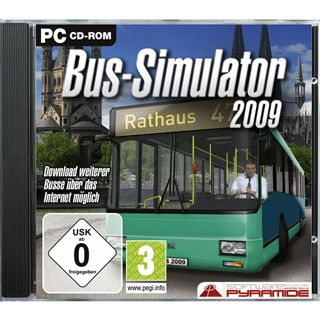 AK Tronic Software & Bus-Simulator 2009 (PC)