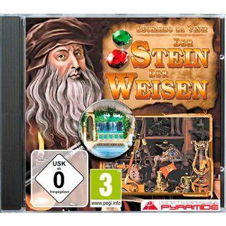 AK Tronic Leonardo da Vinci - Der Stein der Weisen (PC)