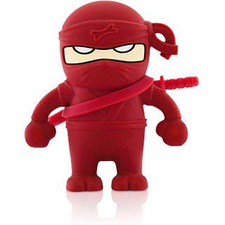4 GB Bone Ninja Driver lila USB 2.0