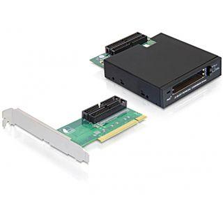 "Delock 61834 2 Port PCI inkl. 3,5"" Laufwerk retail"