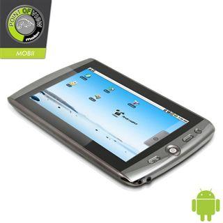 """7.0"""" (17,78cm) Point of View Mobii GenII 3G/WiFi 4GB schwarz"""