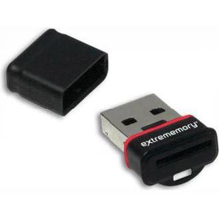 8 GB Extrememory Snippy Plus schwarz USB 2.0