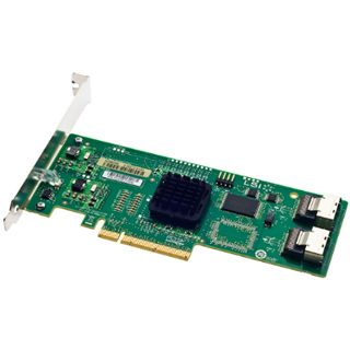 Intel SASUC8I 8 Port Multi-Lane PCIe x8 Low Profile/Multi-lane-Anschluss retail