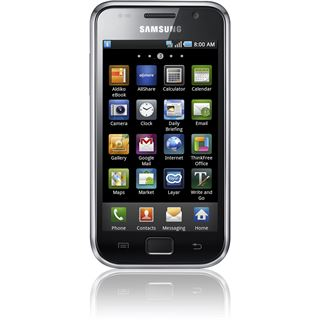 Samsung Galaxy S I9000 ceramic-white