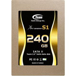 "240GB TeamGroup SSD 2.5"" (6.4cm) SATA 3Gb/s MLC asynchron (TG240G-S25AS1M)"