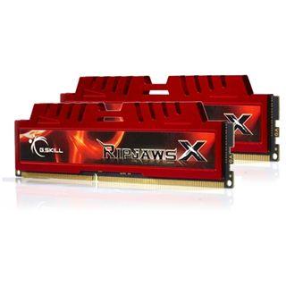 8GB G.Skill RipJawsX DDR3-1866 DIMM CL9 Dual Kit