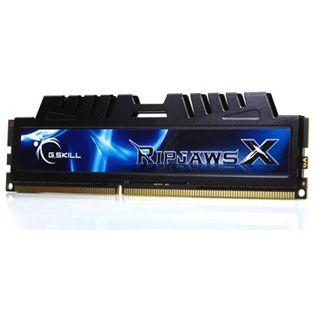 16GB G.Skill RipJawsX DDR3-1600 DIMM CL7 Quad Kit