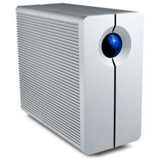 "6000GB LaCie 2big Quadra 301561EK 3.5"" (8.9cm) eSATA/Firewire/USB 2.0 silber"
