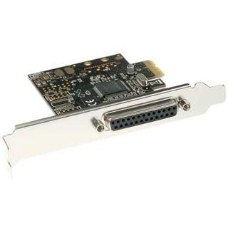 InLine 76625C 1 Port PCIe x1 retail