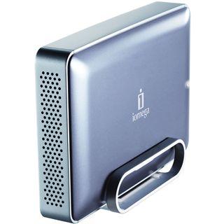 """2000GB Iomega eGo Mac Edition 34797 3.5"""" (8.9cm) Firewire/USB 2.0 silber"""
