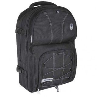 "Tech-Air Notebooktasche Air bag 40.6cm(16"") bis 43.9cm(17.3"") schwarz/blau ""Rucksack"""