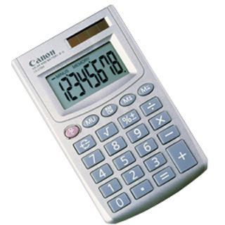 LS270H CANON CALCULATOR