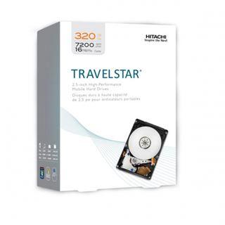 """320GB Hitachi Internal Drive Kit 0S02569 16MB 2.5"""" (6.4cm) SATA 3Gb/s"""