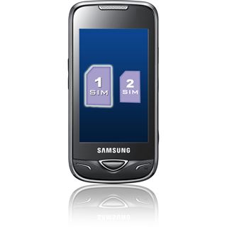 Samsung B7722 Dual Sim pearl black